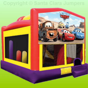 Cars 5n1 Obstacles Combo