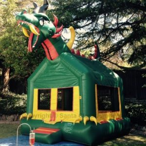 King Dragon Bouncer
