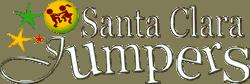 Santa Clara Jumpers Party Rentals Logo