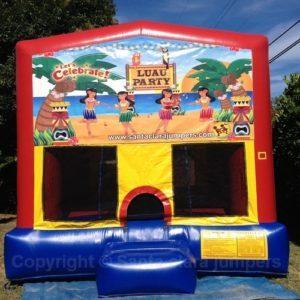 Luau Jump House