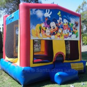 Mickey Mouse Jump House